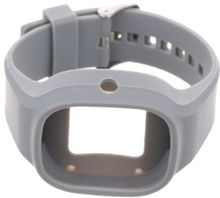 RADAR es BND-GRY-1005 44.45 -mm Silicone Band Strap
