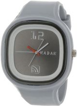RADAR es Unisex AGGRY-0005 The Agent Interchangeable Silicone Analog