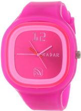 RADAR es Unisex AGHTP-0006 The Agent Interchangeable Silicone Analog