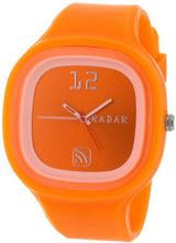 RADAR es Unisex AGORG-0007 The Agent Interchangeable Silicone Analog