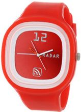 RADAR es Unisex AGRED-0009 The Agent Interchangeable Silicone Analog