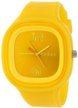 RADAR es Unisex AGYLW-0011 The Agent Interchangeable Silicone Analog