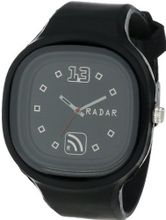 RADAR es Unisex SABLK-X001 The Special Agent Interchangeable Silicone Analog