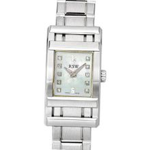 Rama Swiss Stainless Steel Crystal and Mother Of Pearl  .
