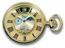 Rapport of London Mechanical 17 Jewel Gold Plated Pocket