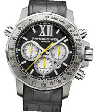 Raymond Weil Nabucco Nabucco Steel And Titanium Inverso Special Edition