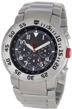red line 50010-11 RPM Chronograph Black