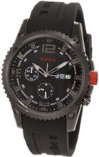 red line 50031YM-BB-01 Boost Black Dial Black Silicone