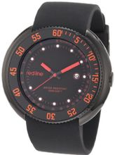 red line 50069-BB-01-RA Driver Black Dial Black Silicone
