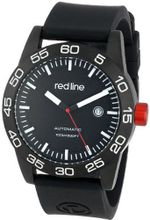 red line RL-50045-BB-01-BK-ST Mileage Analog Display Japanese Automatic Black