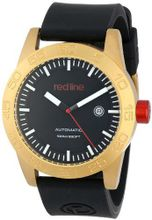 red line RL-50045-YG-01-BK-ST Mileage Analog Display Japanese Automatic Black