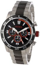red line RL-60010 Cruiser Chronograph Black Dial Two Tone Stainless Steel