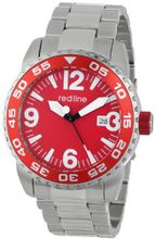 red line RL-60016 Ignition Analog Display Japanese Automatic Silver