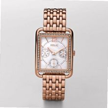 RELIC Addison Rose Gold-Tone Multifunction