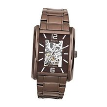 Relic by Fossil Allen Skeleton Display Automatic Brown Stainless Steel ZR77235