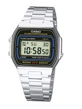 Casio A164WA-1VES Classic Collection Digital