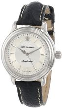 Revue Thommen 12500.2538 Classic Black Leather Strap