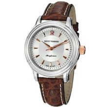Revue Thommen 12500.2552 Classic Brown Leather Strap