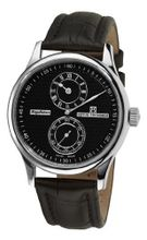 Revue Thommen 16065.2537 Regulator Black Face Automatic