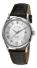 Revue Thommen 20002.2532 Wallstreet Black Leather Strap Automatic