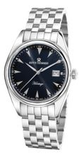 Revue Thommen 21010.2137 Heritage Black Face Automatic