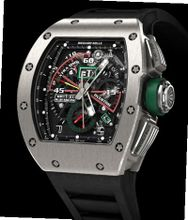 Richard Mille Automatic Flyback Chronograph RM 11-01 Roberto Mancini
