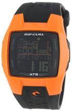 Rip Curl A1015 - BOR Trestles Oceansearch - Fluorescent Orange Digital Tide Surf Casual