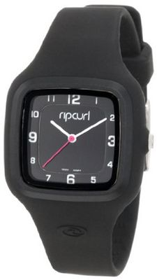 Rip Curl A2550G-BLK Analog Sport with Silicone Coating