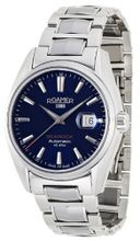Roamer 210633-41-45-20 Searock Silver and Blue