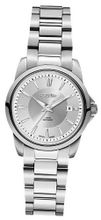 Roamer Ares Quartz with Silver Dial Analogue Display and Silver Stainless Steel Bracelet 730844 41 15 70