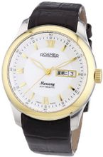 Roamer Automatic MERCURY AUTOMATIC 933637 SGL1 with Leather Strap