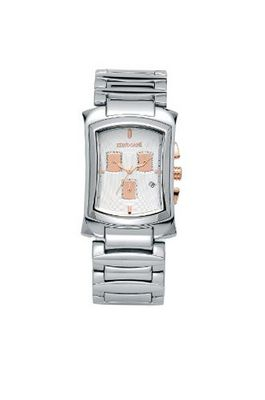 Roberto Cavalli RC TOMAHAWK Stainless Steel Case Date R7253900015