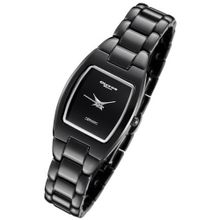 Cirros Luxury Ladies Black Ceramic Model 2296LB