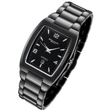Cirros Luxury Unisex Black Ceramic with Date Model 2296GB-MD