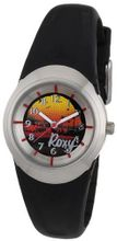 Roxy Children's Nookie Analogue W141BRIBLK with Polyurethane Strap