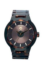 Roxy Dutchess Quartz with Multicolour Dial Analogue Display and Multicolour Plastic or PU Bracelet W232BPATOR3T