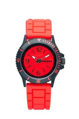 Roxy Mini Slam Boy's Quartz with Multicolour Dial Analogue Display and Multicolour Plastic or PU Bracelet Y045BRARED8T