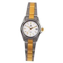 Royal London 20008-10 Ladies Classic Two Tone Steel