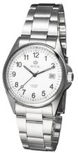 Royal London 40008-03 Classic Silver White