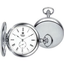 Royal London 90013-01 Quartz Pocket with Chain