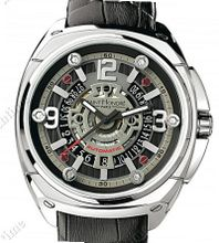 Saint Honoré Paris Gents Haussman Magnum Automatic Open dial