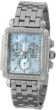 Sartego SDBP397S Diamond Collection Swiss Quartz Movement