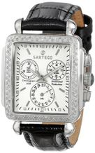 Sartego SDWT191B Diamond Collection Swiss Quartz Movement