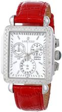 Sartego SDWT193R Diamond Collection Swiss Quartz Movement