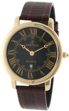Sartego SED612R Toledo Leather Strap Quartz