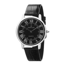 Sartego SEN741B Toledo Leather Strap Quartz