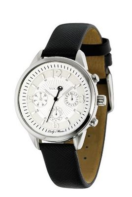 Sector R3271694545 In Collection Lady Master With White Dial & Silver Colour Stainless Steel Strap