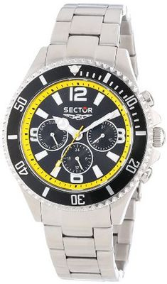 Sector Unisex R3273661125 Urban 230 Analog Stainless Steel