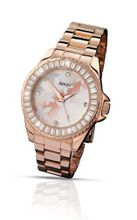 Seksy by Sekonda Quartz with Rose Gold Dial Display and Rose Gold Stainless Steel Bracelet 4655.37