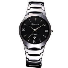 Semdu SD6006G Black Ceramic Dial